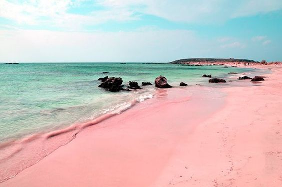17 Insanely Romantic Trips You'll Never Forget #refinery29  http://www.refinery29.com/romantic-getaways#slide-17  If You Want A Unique Beach Experience: Pink Sand Beach, Harbor Island, Bahamas Sure, it may just be a little slice of beach, but this pink-hued sand is certainly impressive. Stretching three miles long, the pink sand beach in Harbor Island Bahamas (accessed by boat from Eleuthera) is one of the Caribbean's most unique sights. Stroll hand-in-hand with your beloved as you marvel...: