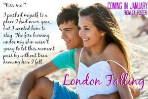 """London Falling"" by T.A. Foster"