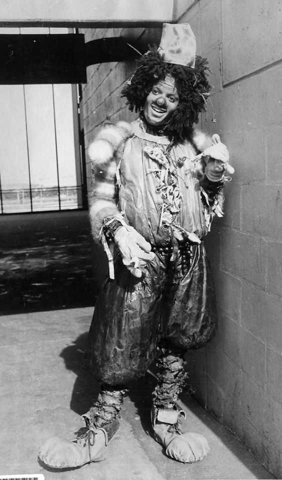 "Jackson didn't just shine on stage. In 1978 he took his talents to the silver screen where he made his film debut as the Scarecrow in ""The Wiz,"" an urban retelling of ""The Wizard Of Oz."""