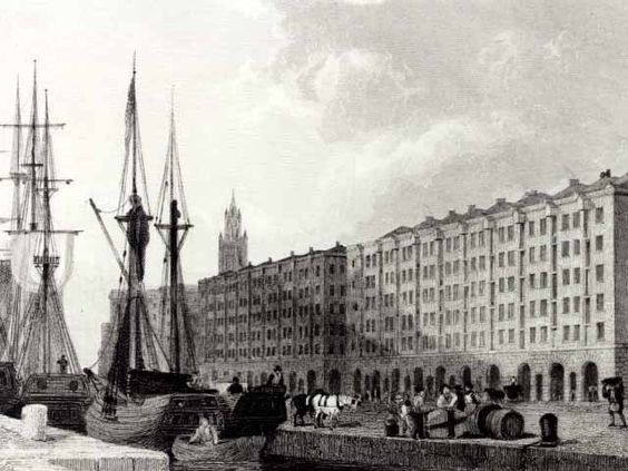 Goree Warehouses in Liverpool Law and Politics Slaves and Slave Owners Social Studies World History Tragedies and Triumphs