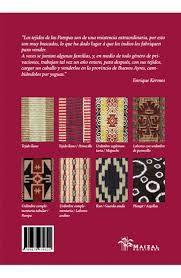 Resultado de imagen para diseños para tejer en telar mapuche