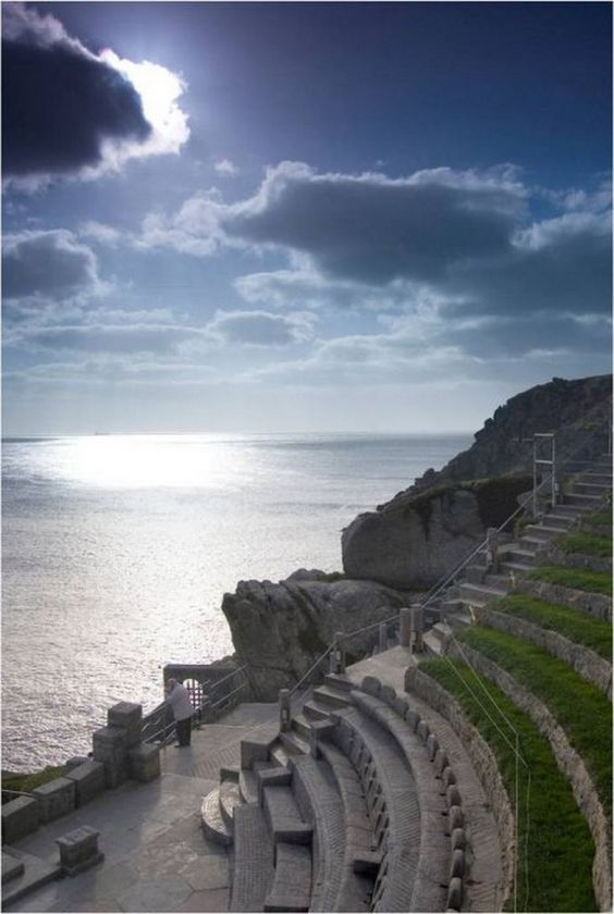 Minack Theatre Cornwall England England Pinterest Cornwall Fisher And England