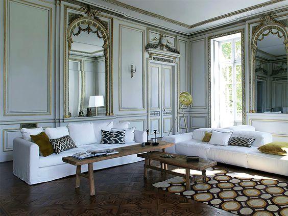 Gaelle Le Boulicaut  Fonte: Elle Decoration February 2013 (UK)