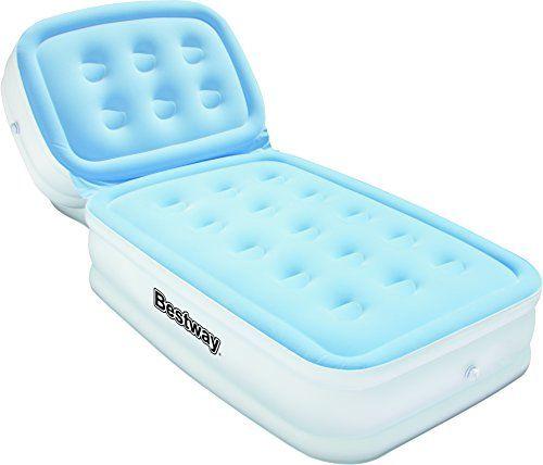Bestway Tritech Airbed Twin Luftbett Integrierter Luftmatratzen Bett Luft