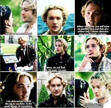 """#Reign 3x01 """"Three Queens, Two Tigers"""" - Francis"""