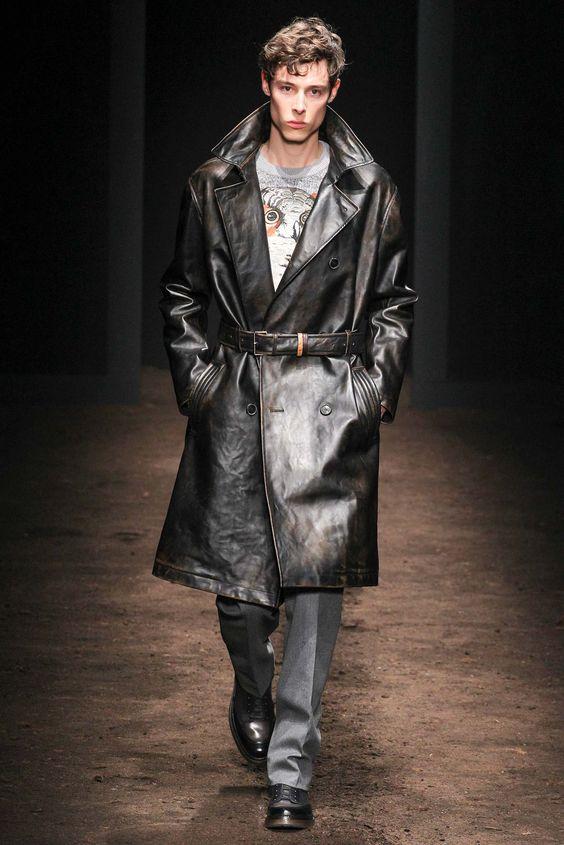Salvatore Ferragamo - Fall 2015 Menswear - Look 28 of 37
