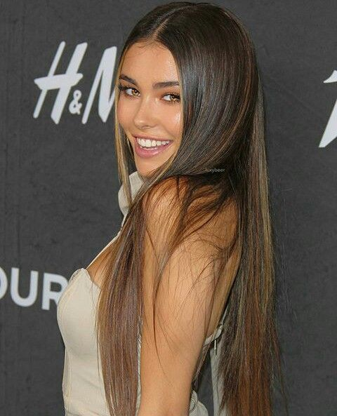 Maria Alejandra Beer For Hair Madison Beer Style Beauty
