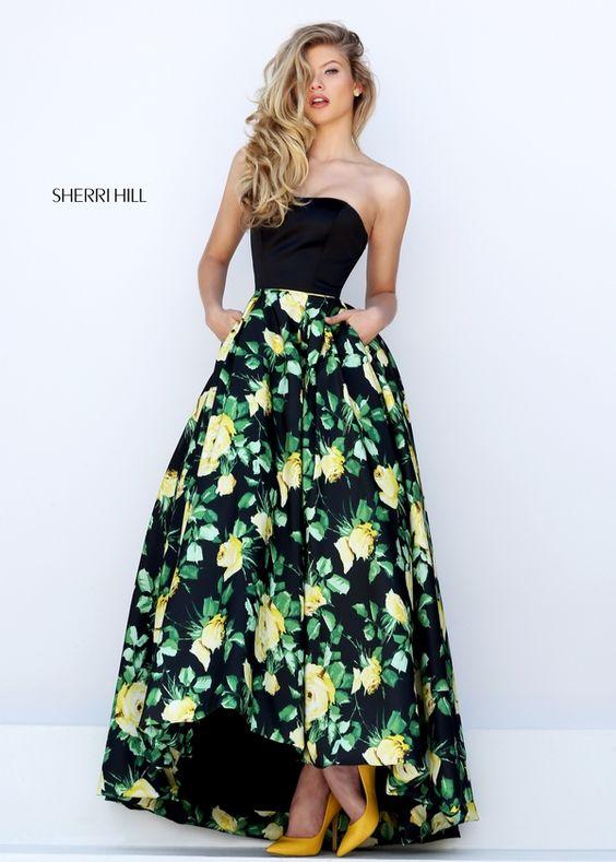 yellow strapless dress xl 415