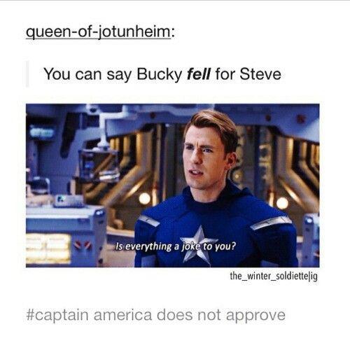 #captainamericadoesnotapprove