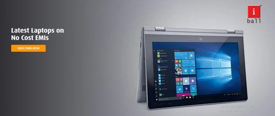 iBall Laptops on EMI