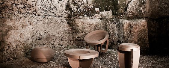 UROBORO DESIGN  Naturalmente in cartone!