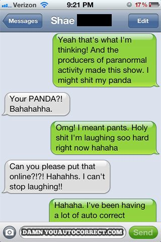 10 Most Popular Autocorrects Of The Week 3-16-2012