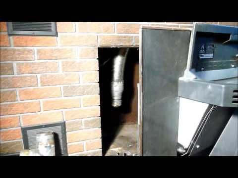 Pellet Stove Chimney Cleaning Easy Quick And Safe Youtube Pellet Stove Chimney Cleaning Stove