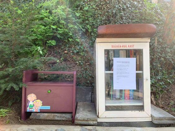 Boekenruilkast Oud-Heverlee