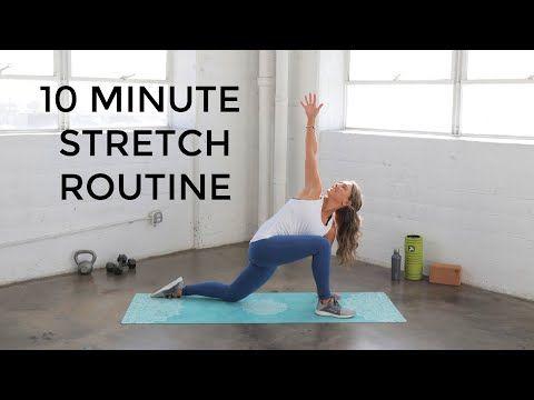 20+ 10 minute pilates stretch trends