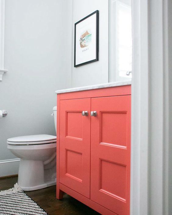 Living Coral | Como usar a cor Pantone na decoração da casa