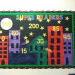 Superhero Kids Reading