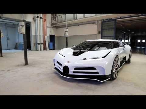 Video The New Bugatti Centodieci Design In Buggati Center Bugatti Centodieci Buggaticenter Hypercar Supercar Tuning Video In 2020 Bugatti All Cars Design