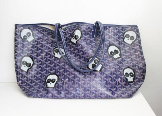 Aprenda a customizar sua bolsa http://vilamulher.com.br/moda/acessorios/e-hora-de-renovar-aprenda-a-customizar-sua-bolsa-de-grife-14-1-34-318.html #craft #bags #diy