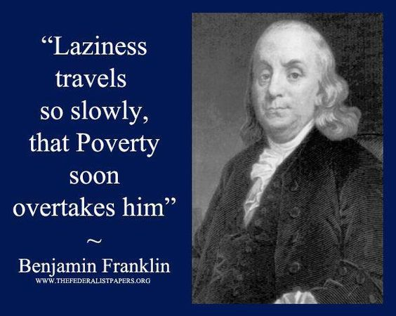 Benjamin Franklin quote: