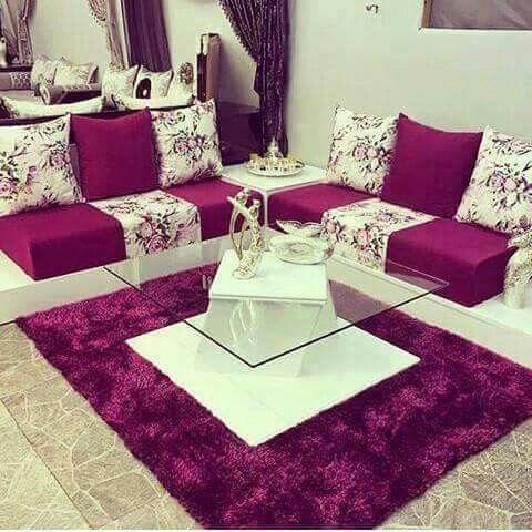 decorationmarocains #decor #images #salon #maghrib ...