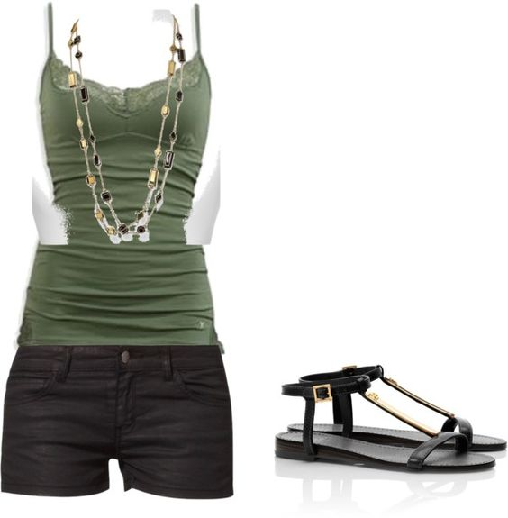 """""""spring outfit"""" by sassy14u on Polyvore"""