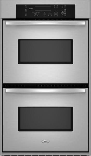 Whirlpool Stainless Steel 30 In Electric Double Wall Oven