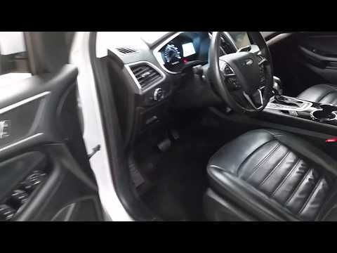 2 2015 2016 2017 2018 2019 Ford Edge How To Open The Hood Access Engine Bay Youtube Ford Edge 2019 Ford Ford