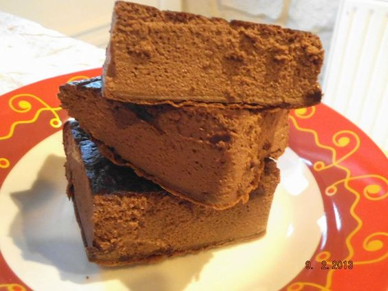 flan tofu(dukan)