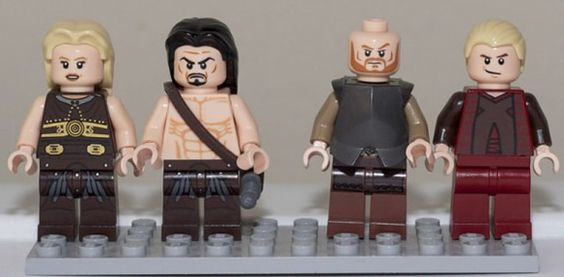 Lego Game of Thrones