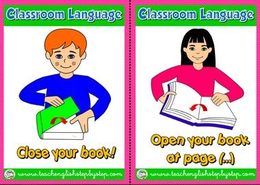 how to make language flash cards
