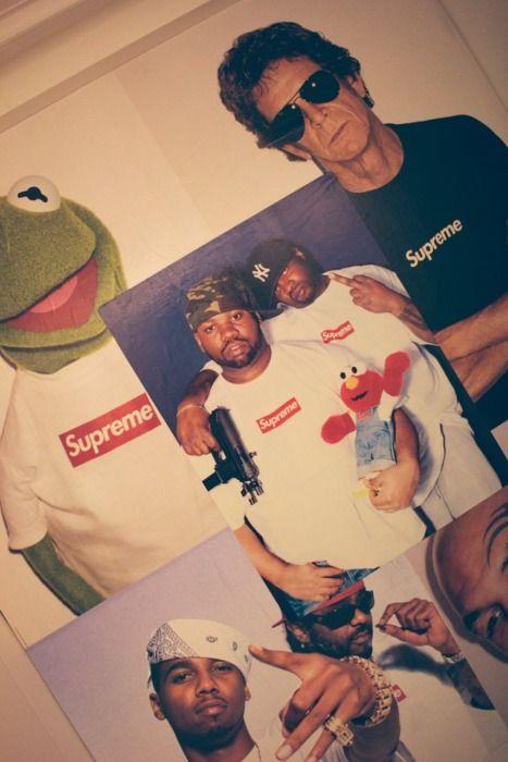 Kermit is badass Supreme