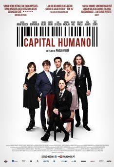 Capa do filme: Capital Humano