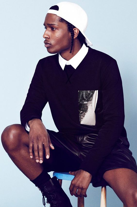 A$AP Rocky comes in at No.23 on our top 25 Fashion Killas #BlackTwitter100 #HipHopWired