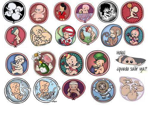 Divinas Y Novedosas Remeras Para Embarazadas