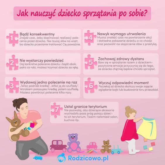 Jak nauczyć dziecko sprzątania po sobie? – Rodzicowo.pl – Artykuły