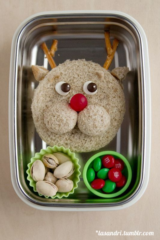 Christmas Lunch Ideas 2020 Packed Lunch in 2020 | Xmas food, Christmas lunch, Fun kids food