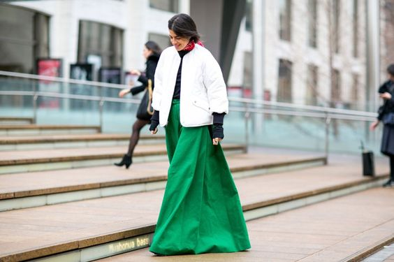 Pin for Later: These Street Style Pros Will Get You Out of Your Winter Outfit Rut NYFW Day 1 Leandra Medine.