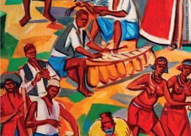 """A Galeria Verney/Colecção das Neves e Sousa, em Oeiras, vai celebrar no Dia de África.  A iniciativa vai ser animada pela Associação Cultural Muxima, no âmbito da exposição """"Desenho e Poesia"""" na obra de Neves e Sousa, no último dia da exposição, com um programa que se inicia pelas 18h e inclui apresentações de Capoeira, Danças de Orixás e do Ballet Tradicional Angolano Kilandukilu, terminando com um baile ao som de ritmos africanos."""