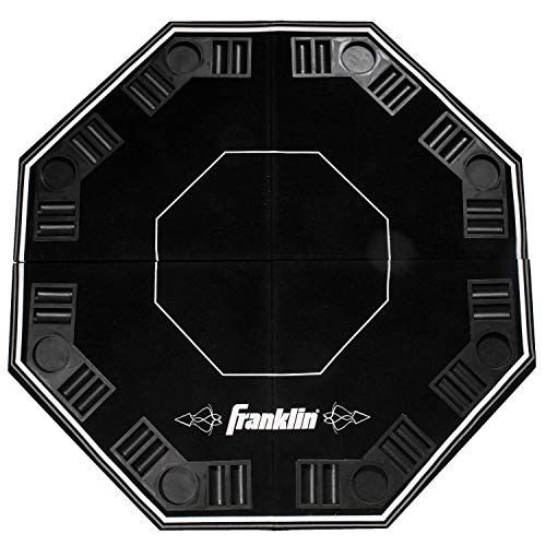 Franklin Sports 8 Player Folding Poker Table Top Franklin Https Www Amazon Com Dp B07fwx1yy1 Ref Cm Sw R Pi Dp U X Txsd Poker Table Top Octagon Poker Table