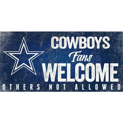 Fan Creations Dallas Cowboys Frameless 12 In H X 6 In W Sports Mdf Print Lowes Com In 2021 Dallas Cowboys Fans Dallas Cowboys Pictures Dallas Cowboys Gifts