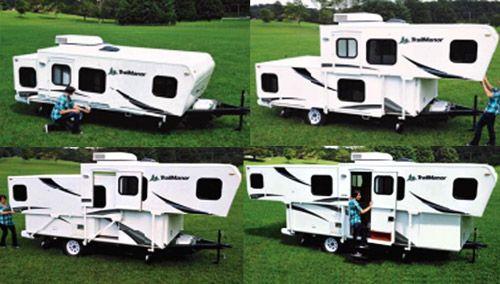 Trailmanor 2720qb Travel Trailer Remolque Camping Remolques