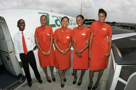Zambezi Airlines Airlines of Africa - Present and Past - air jamaica flight attendant sample resume