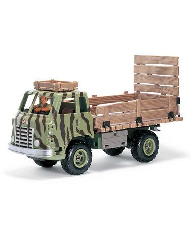 Look what I found on #zulily! Expedition Truck Figurine by Schleich #zulilyfinds