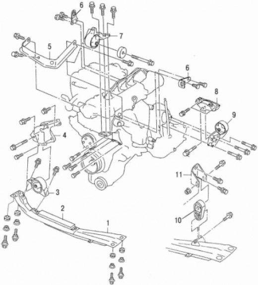 Diagram Of Nissan 1400 Gearbox 9 Nissan Nissan Skyline Gt Nissan Navara