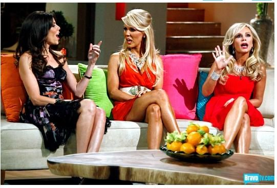 Real Housewives of Orange County Reunion – Who's Knocked Up?