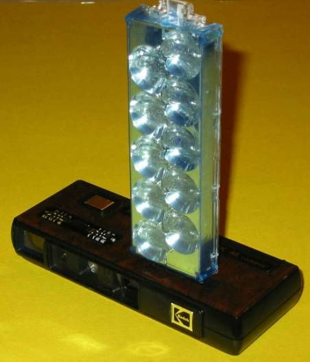 Yes kids, we did have to actually purchase flashes for our cameras. Does anyone else remember these?: