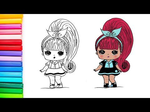 Simple Steps To Draw Loldoll Pins Surprisedoll رسم سهل لول سربرايز بينز Youtube Doodle Drawings Drawings Lol Dolls
