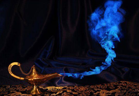 magic lampஜ