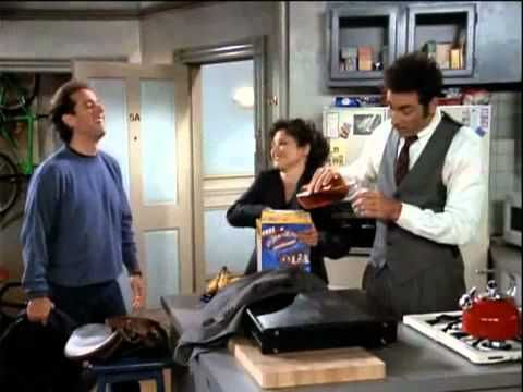 Seinfeld Bloopers Season 8 Part 3 3 Youtube Seinfeld Bloopers American Comedy